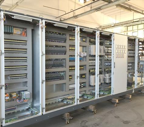 Schemi Quadri Elettrici Industriali : Labex